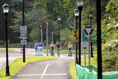 Event to open Little Patuxent to bikes and pedestrians