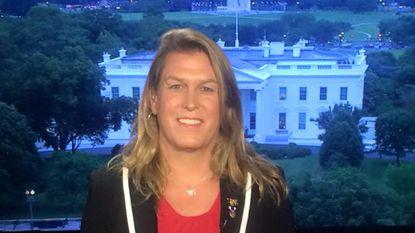 Wide Stance: Can transgender war hero Kristin Beck unseat House institution Steny Hoyer?