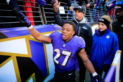 John Harbaugh says he expects Ray Rice to remain with Ravens following arrest