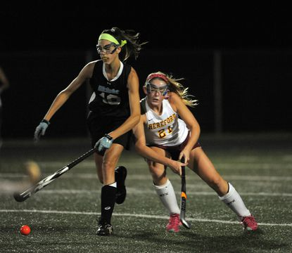 Hereford upsets top-ranked C. Milton Wright in field hockey