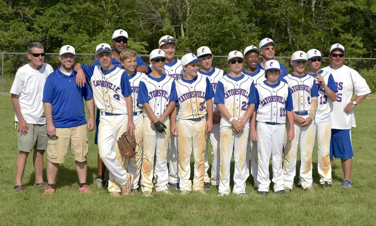 Catonsville Cubs 13U baseball squad captures tournament and