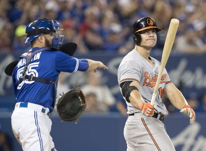 Drastic times call for drastic measures: Chris Davis needs to become Orioles' leadoff hitter