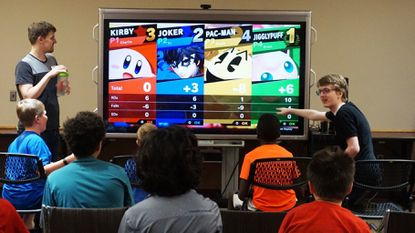 """""""Super Smash Bros. Ultimate""""fans are welcome to compete in the Summer Smash League at the Eldersburg branch library."""
