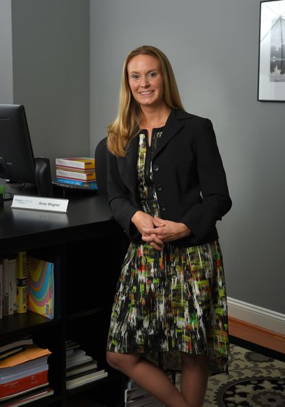 Anne Wagner is the CEO for WaveStrike which is one of the Top Workplaces in Baltimore.