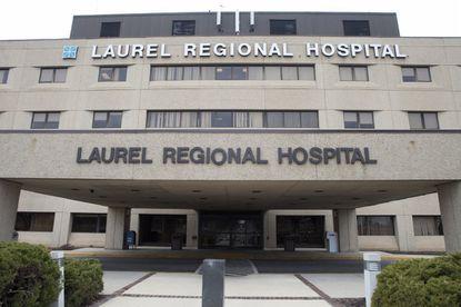 LAUREL REGIONAL HOSPITAL logo