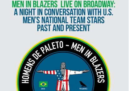 Hereford resident Craig Copeland will have his winning entry into the Men in Blazers unofficial U.S. Soccer theme song contest performed Friday on Broadway.
