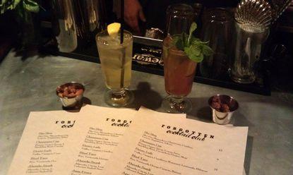 Forgotten Cocktail Club celebrates Prohibition-era drinks tonight at Maisy's