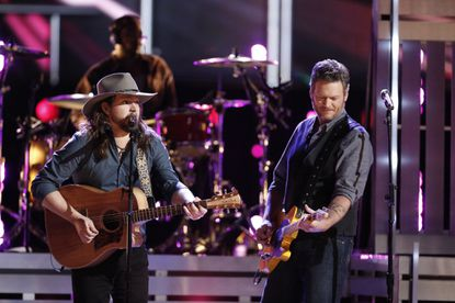 'The Voice' recap: Adam Wakefield, other three finalists give it their all in final performances