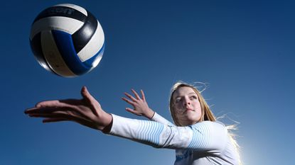 Volleyball Player of the Year: Owls' Widener becoming a 'rarity' in her sport