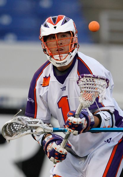 Former Maryland star Joe Walters is now a standout with the Hamilton Nationals of Major League Lacrosse.