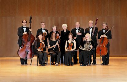 The New York Chamber Soloists will perform as part of the Candle Light Concert Series.