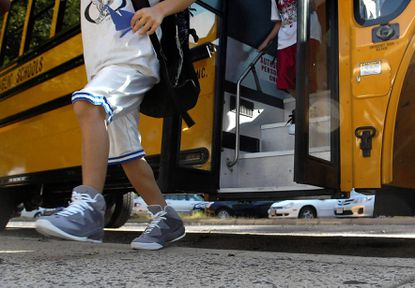 Harford County school and law enforcement officials say they have enhanced security measures for the new school year but won't discuss specifics.