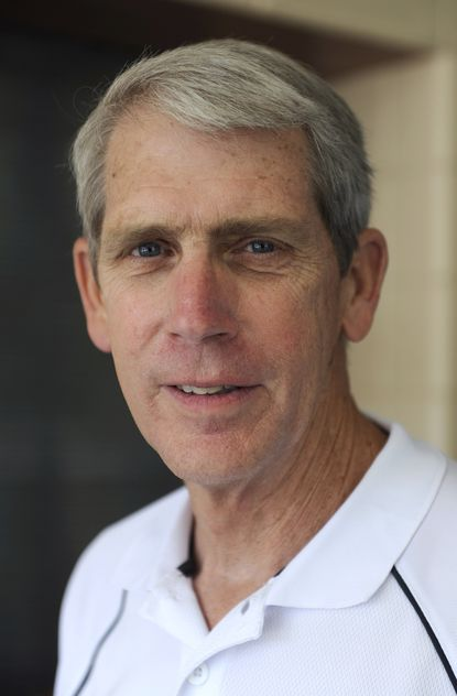 Ned Sparks has been running the Maryland Public Secondary School Athletic Association since 1981.