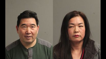 Police: Two arrested in Linthicum for prostitution
