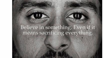 Nike's Colin Kaepernick campaign is genius