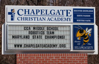 Chapelgate adds middle school athletic program for upcoming 2017-18 school year