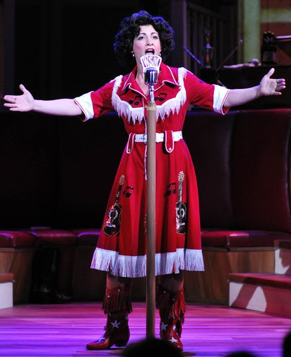 """Jenny Lee Stern stars as Patsy Cline in the Infinity Theatre Company¿Äôs production of """"Always ... Patsy Cline,"""" opening June 8 in Annapolis."""