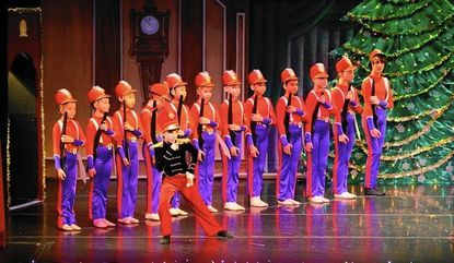 """Central Maryland Youth Ballet's 2015 performance of """"The Nutcracker"""""""