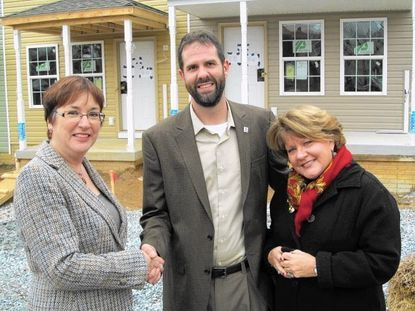 Realtors foundation gives to local Habitat for Humanity