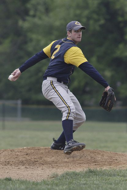 At Catonsville High, 2007 graduate Adam Kolarek was a dominant starter, including this 14-strikeout effort in a regional championship game win over Franklin. He is currently a standout reliever for the Binghamton Mets in the Double-A Eastern League.