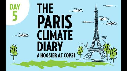 Human-rights protections at risk in Paris climate talks
