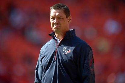 Rick Dennison has led successful offenses in Houston and Denver.