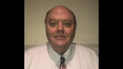 Mark Dyer is running for one of three open Sykesville Town Council seats against incumbent Anna Carter, Jane Mergler and Jeremiah Schofield.