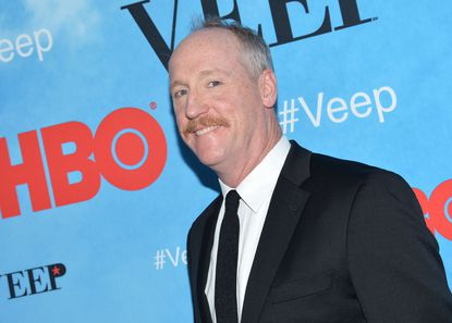 """Matt Walsh attends a screening of the premiere of HBO's """"Veep"""" Season 4 at the SVA Theater on Monday, April 6, 2015, in New York."""