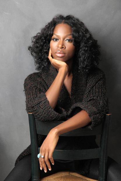 "Taiye Selasi, author of ""Ghana Must Go."""