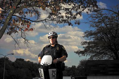 Laurel police will be offering Segway rides at their block party Saturday on Montgomery Street.