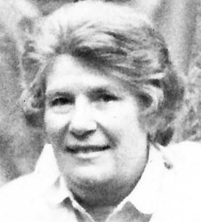 Doris O. Young, community volunteer and museum docent