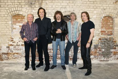 The Zombies performed at Rams Head On Stage on Monday night.