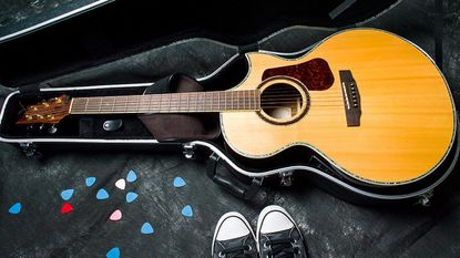 While acoustic guitar cases offer a good level of protection for guitars, they can still get damaged in a case, so treat your instrument carefully.