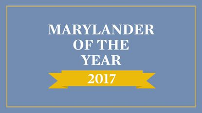Who should be the 2017 Marylander of the Year?