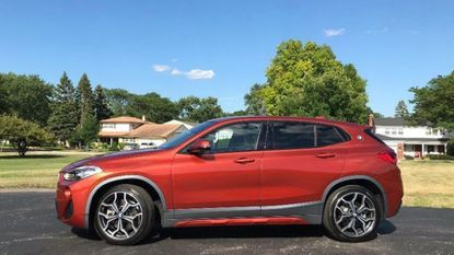 Coupe, crossover or hatchback? 2018 BMW X2 blurs the lines