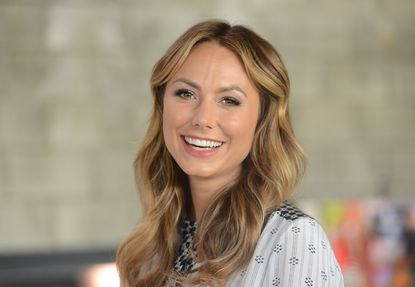 Stacy Keibler says she is one busy lady post-George Clooney