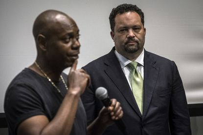 Ben Jealous has friends in high places: Candidate says he smoked pot with Dave Chappelle