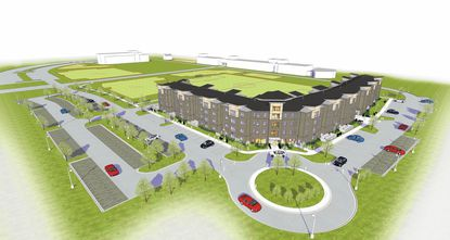 Columbia's Manekin Construction has won the contract to build a four-story, 100,000 square foot residential hall on the campus of Capitol Technology University.