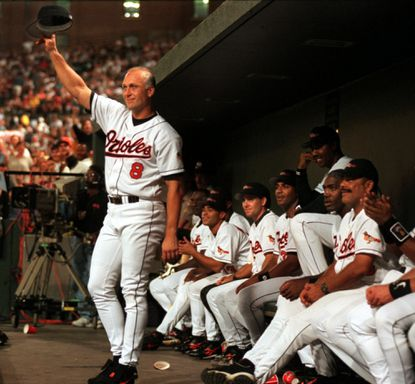 Ripken ends The Streak at 2,632: Oriole decides time is right, sits out first game since May '82