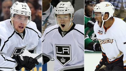 Youngsters earn a place at the grown-ups' table in Kings-Ducks series