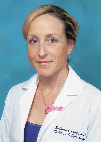 Dr. Katharine H. Taber is medical director of the Women's Wellness Center at Northwest Hospital.