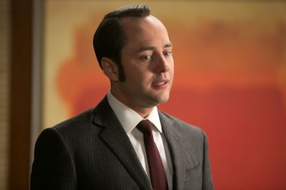 """Pete Campbell, played by Vincent Kartheiser, from """"The Quality of Mercy."""""""