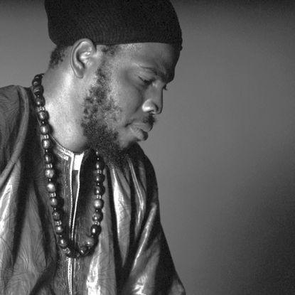 Free jazz performer Jamal R. Moore carves his own path