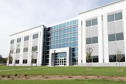 """St. John Properties Inc. has initiated construction on 6190 Guardian Gateway, a new three-story, 75,000 square foot Class """"A"""" office building located within The Government and Technology Enterprise project at Aberdeen Proving Ground."""