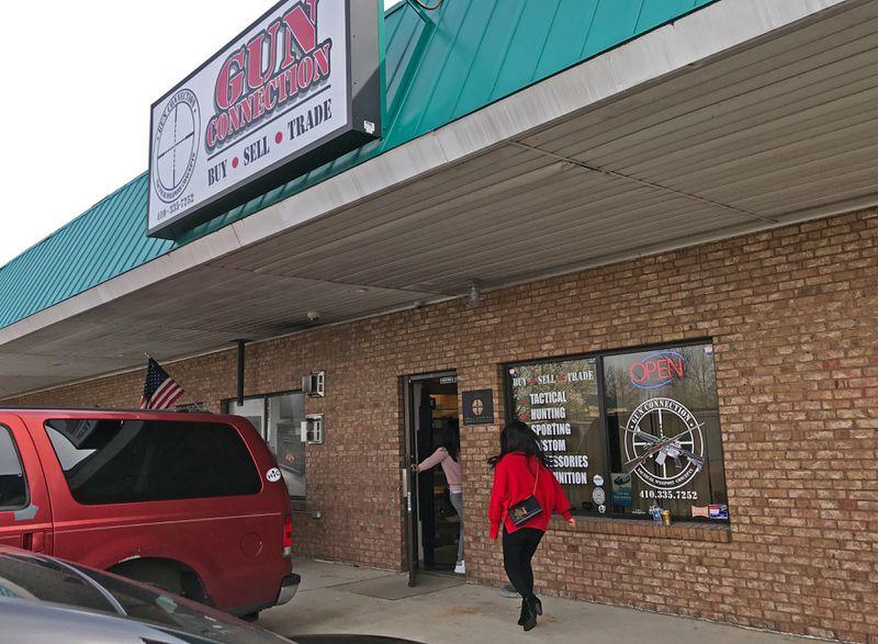 Lawmakers urge Gov. Hogan to close Maryland's gun shops during ...
