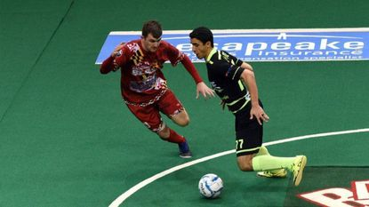 Blast star Pat Healey retires to become coach of rival Harrisburg Heat