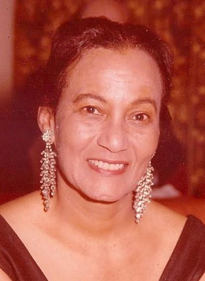 Gwendolyn W. Seaborne taught and taught teachers in Baltimore's public schools.