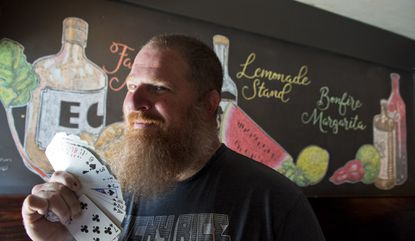 Ronnie Pasztor, is the co-owner of Sticky Rice in Fells Point.