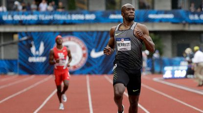 Sprinter LaShawn Merritt could pull a double in Rio