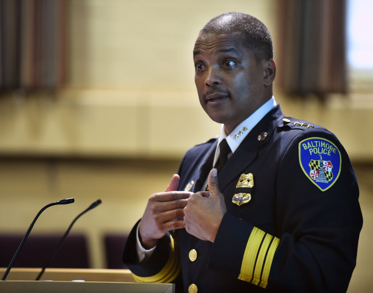 baltimores police commissioner long - HD 1200×943